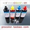 Universal 4 Color tinta, 4 Color + 100 ml, kit de recarga de tinta para EPSON tinta de tinte Premium, General para tinta de impresora EPSON todos los modelos