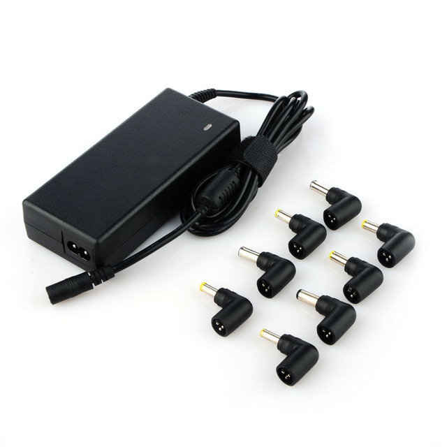 With 8pcs Connector Universal Laptop Charger Adapter For Dell Hp