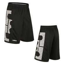 Баскетбольные шорты для спорта на открытом воздухе, мужские свободные дышащие шорты для тренажерного зала, фитнеса, характерные короткие брюки