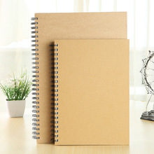 Notebook Diary for Drawing Painting Graffiti Soft Cover Blank Paper blank diaries Memo Pad School Office Writing Pads Stationery недорого