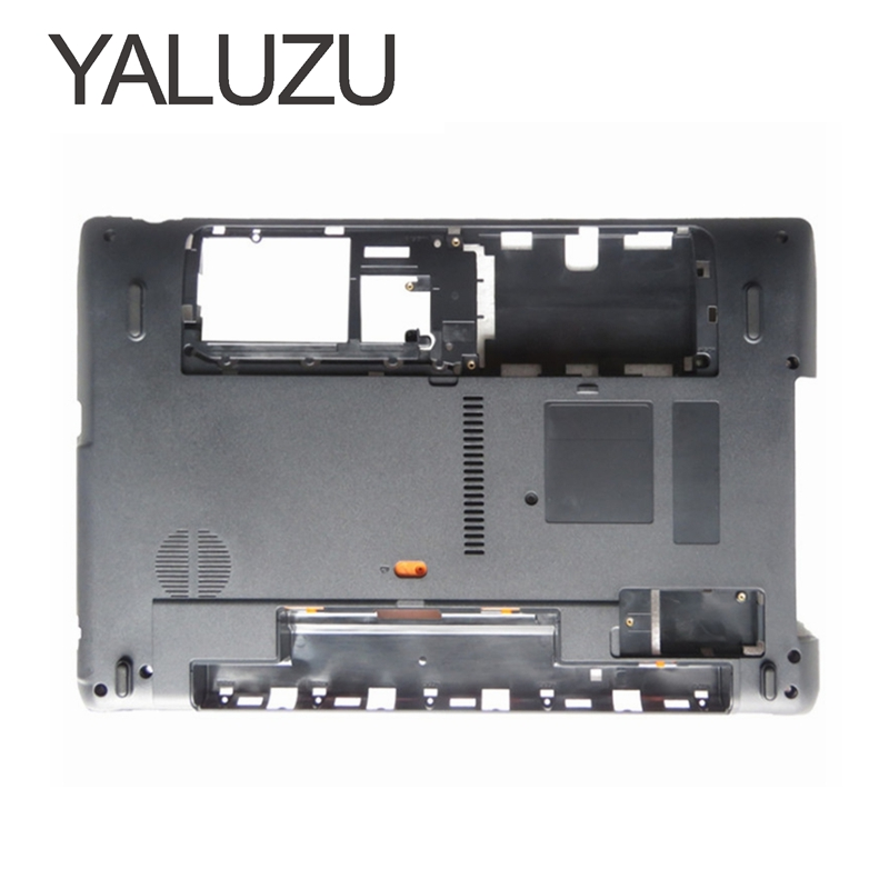 YALUZU New For Acer Aspire 5750 5750g 5750z Bottom Base Cover Case AP0HI000400 lower case 5750 5750g 5750z <font><b>5750ZG</b></font> 5750S Replace image