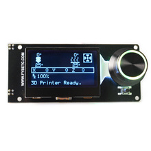 12864 3D Printer Accessories Smart LCD Controller Electronics Parts
