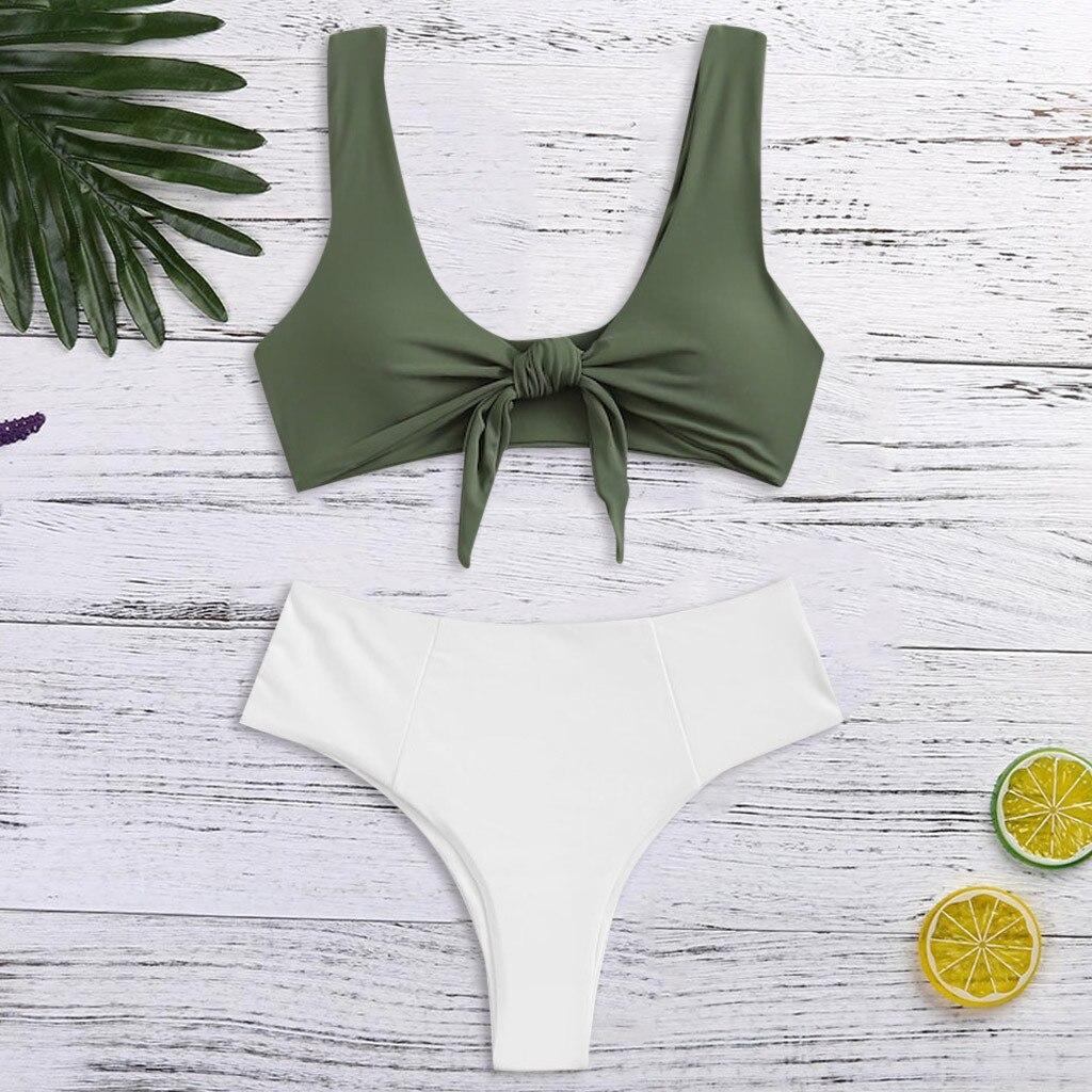 tankini swimsuits women tankini brazilian two piece swimsuit girls swimming suit maillot de bain