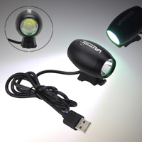 5000LM 5V USB XM L2 Rechargeable LED Front Bicycle Light Head Bike Lamp Torch 4X18650 Battery