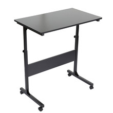 50Kg Loading Adjustable Laptop Cart Computer Notebook Stand Desk Children Study Writing Table Tools Accessory(China)