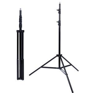 Image 5 - SN303 260cm Studio flash Light stand tripod Ajustable Photo Studio Accessories For Softbox Photo Video Lighting Flashgun Lamps