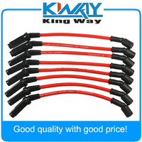 PERFORMANCE Spark Plug Wires Set Fit for CHEVY/GMC 1999 2006 LS1 VORTEC 4.8L 5.3L 6.0L