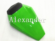 For Kawasaki Ninja ZX10R 2016 2017 2018 green Rear Seat Cover Cowl Solo Motor Seat Cowl Rear Fairing Set ZX-10R zx10r zx 10r