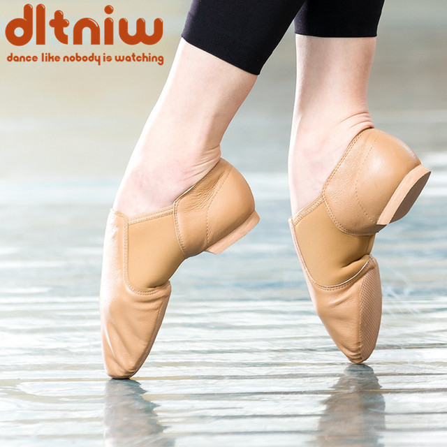 Stretch Female Ballet Shoes Genuine Leather Jazz Latin Salsa Dance Shoes Women Teachers Cat Claw Excercise Shoes Sneakers