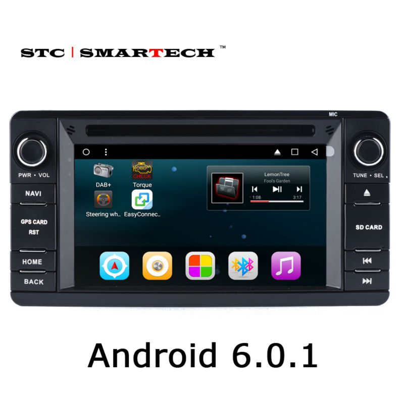 2 din Android 6 0 1 font b Car b font DVD Player font b GPS