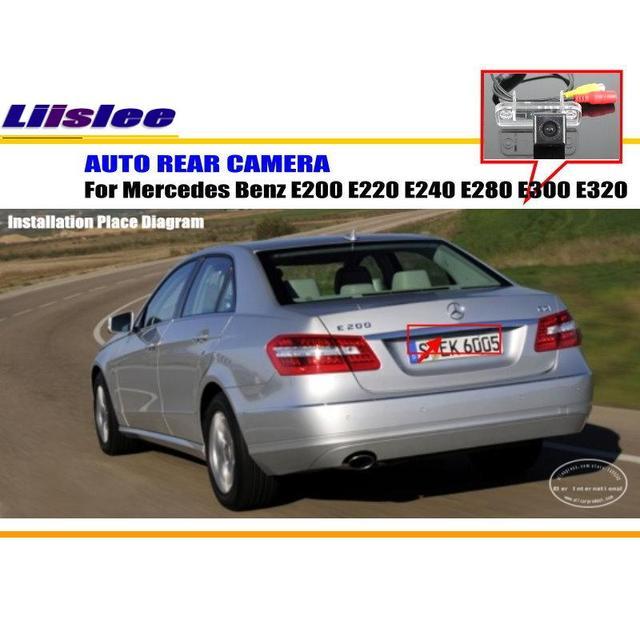 liislee reverse camera for mercedes benz e200 e220 e240 e280 e300 rh aliexpress com Mercedes-Benz E240 2005 2000 Mercedes E240