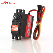 JX PDI-HV5932MG 30KG Large Torque 180 degree Steering Digital High Voltage Servo with for RC Car Boat Robot