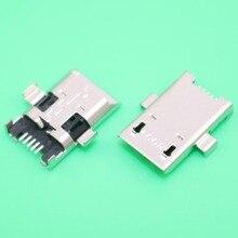YuXi Charging Connector Micro USB Port Dock USB jack socket connector For Asus ZenPad 10 power plug