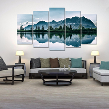 5 Pieces Canvas wall Art Prints Wall Painting Poster Canvas Art Pictures for Living Room Home Decor Abooly