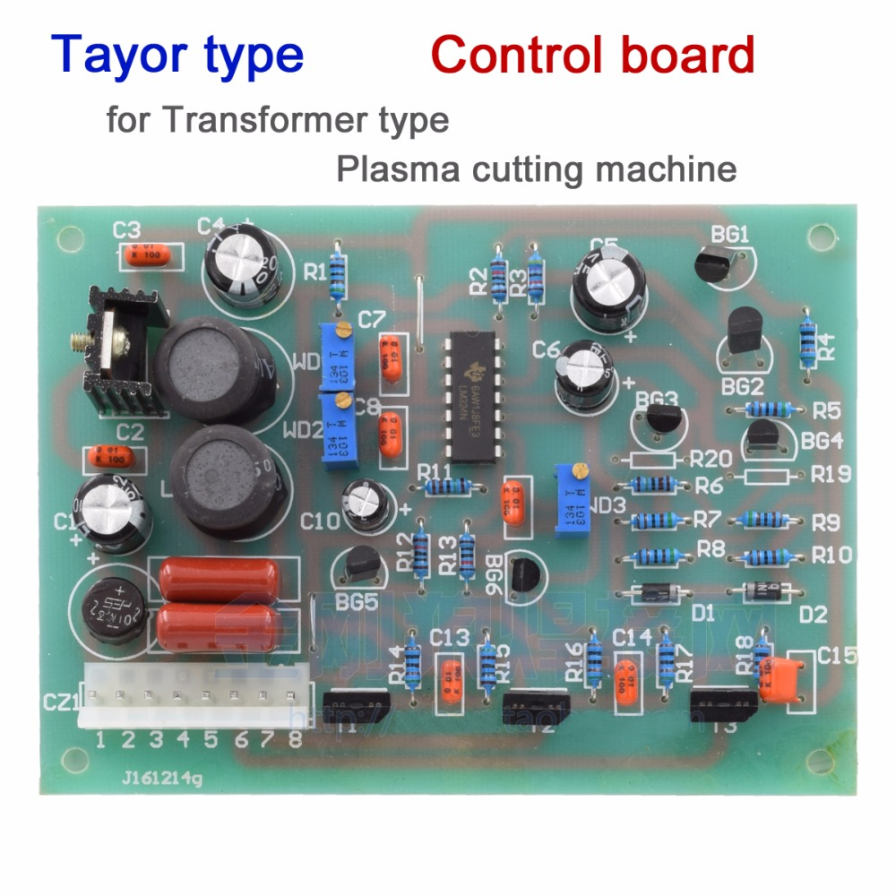 Hot Sale Shanghai Tayor Type Old Cut Lgk Plasma Cutting Machine Main Circuit Board Cutter Images Of Control For Transformer Welders