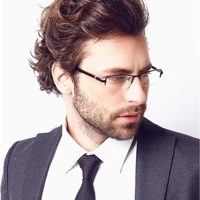 Zuan mei marca titanium armações de óculos homens marca titanium escudo quadro com óculos de computador óculos de armação de óculos preto