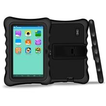 Yuntab 7 pulgadas de pantalla táctil Quad Core Tablet PC de carga Iwawa kid Control software con Matriz de Alta Calidad y Juegos Educativos aplicaciones