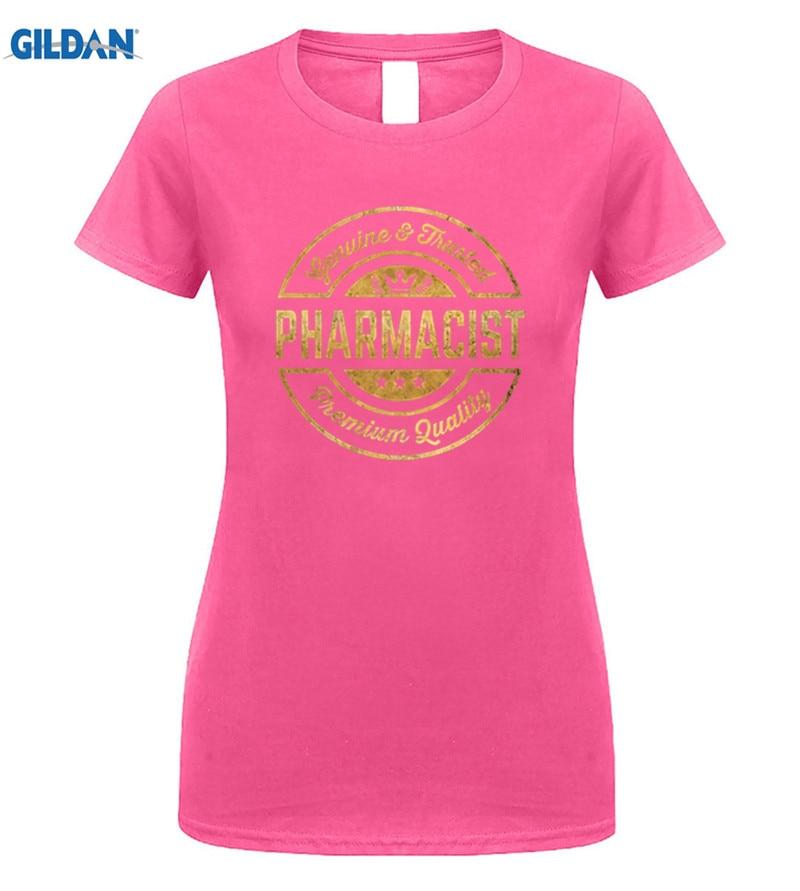 GILDAN Pharmacist Shirts Genuine trusted Pharmacy Gift T-Shirt sunglasses women T-shirt