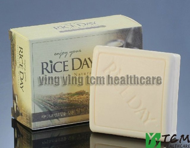 NEW Arrivals South Korean rice soap natural plant soap rice soap thailand whitening skin care
