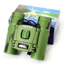 Big sale Binoculars 8×21 telescope LLL night vision NO infrared HD Zoom High quality powerful military telescopio For Outdoor Travel New
