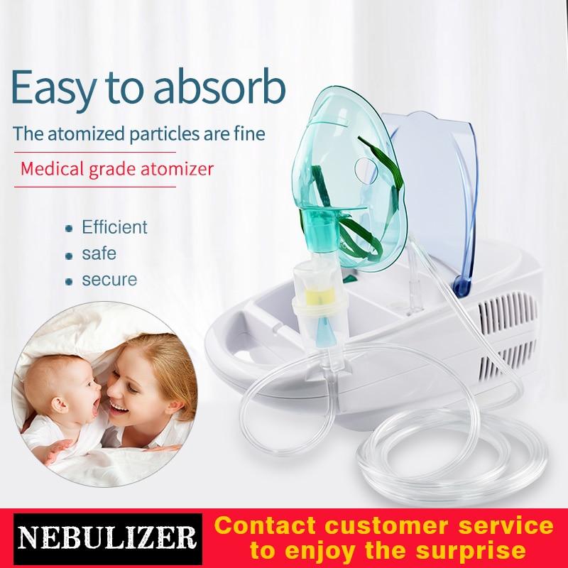 Health Care Home Inhaler FDA Compressor Nebulizer Children Adult Allergy Relief Respiratory Medicine Aerosol Medication Therapy home health care portable automizer ultrasonic nebulizer