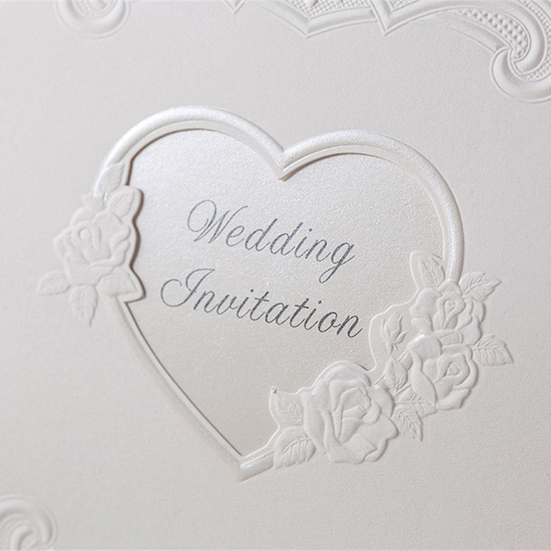 Vintage laser cut heart love rose wedding invitations table name vintage laser cut heart love rose wedding invitations table name place business cards favors decor 1 card 1 envelope1 seal in cards invitations from junglespirit Choice Image