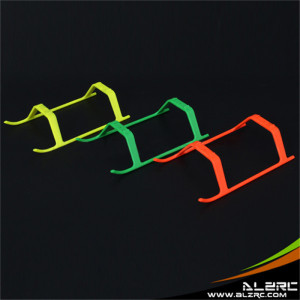 Hot Sale ALZRC Landing Skid For T-REX 450 Pro Devil 450 465 480 For RC Helicopter Spare Parts