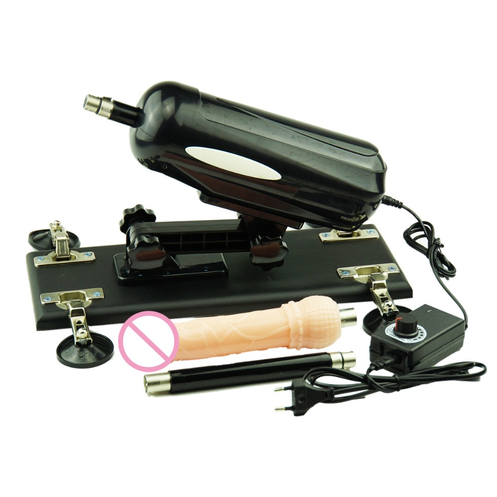 Limited Discoun F2 Updated Version Sex Machine Gun With Dildo Automatic Sex Machines -3237