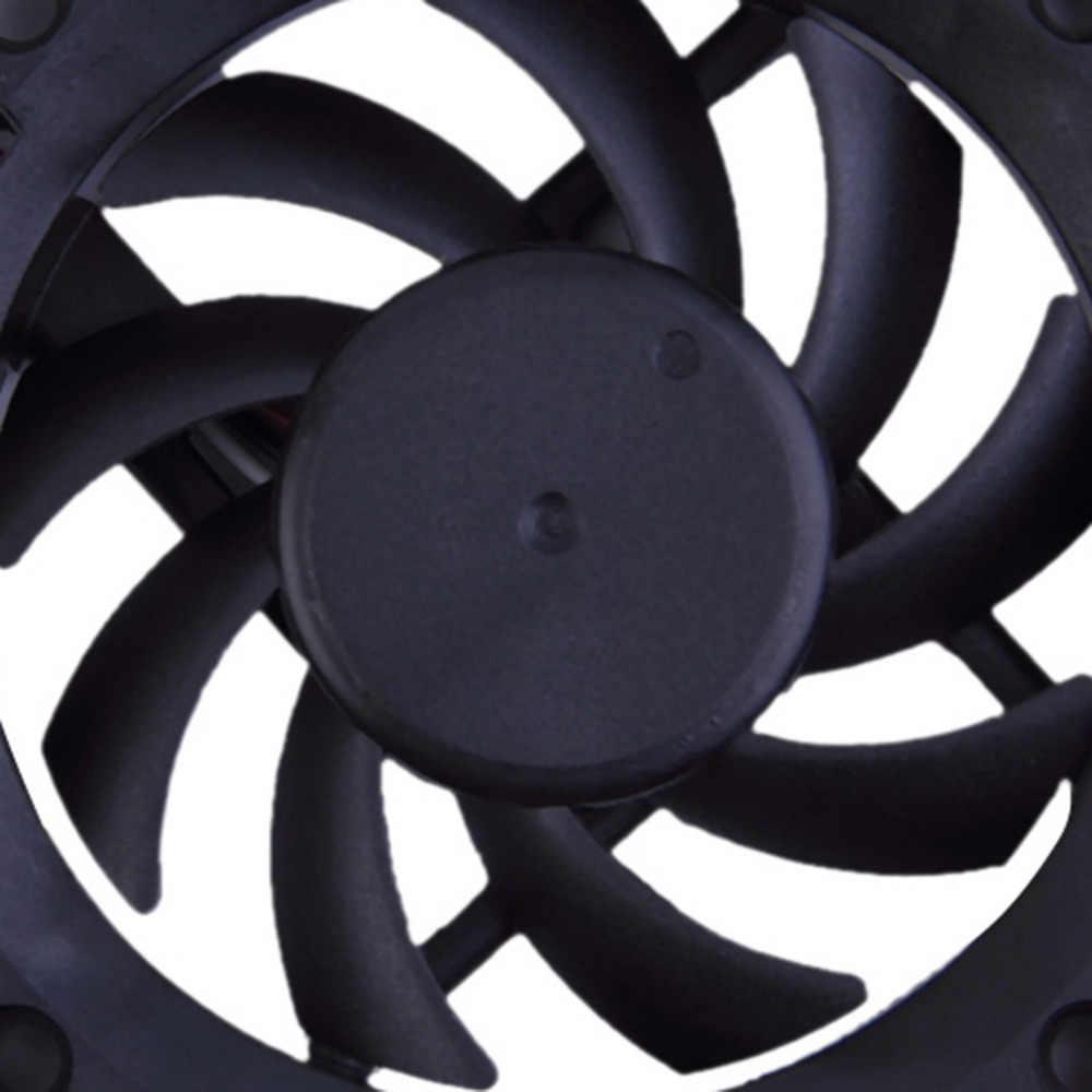 7 см 12 В шарикоподшипник энергосберегающий чехол охлаждающий вентилятор для компьютера новое поступление