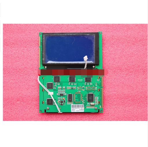 For 1pcs LMG7420 LMG7420PLFC-X LMG7420PLFC X 5.1 90 Days Warranty lcd display panel 100%NEW skylarpu 5 1 inch lcd display screen panel for hitachi lmg7420plfc x lmg7420plfc embroidery machine lcd screen display panel