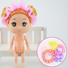 High Quality 1 font b Pc b font 12cm Doll Figure Toy for ddung With a