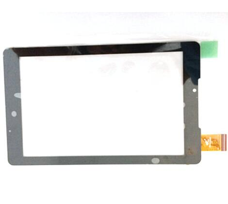 Tempered Glass / New Touch screen Panel Digitizer Glass Sensor Replacement For 7 PRESTIGIO MULTIPAD WIZE 3767 3G PMT3767 Tablet 10pcs lot new touch screen digitizer for 7 prestigio multipad wize 3027 pmt3027 tablet touch panel glass sensor replacement
