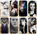 Sexy Emilia Clarke Targaryen Arya Stark Paiting Case Soft TPU Cases For Samsung Galaxy Ace 4 NXT G313 G313H Hard Back Cover