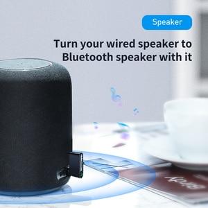 Image 3 - Baseus AUX Xe Hơi Bluetooth 5.0 Bộ Chuyển Đổi 3.5Mm Jack Cắm Thiết Bị Nhận Tín Hiệu Âm Thanh Không Dây Tay Nghe Bluetooth Cho Xe Hơi Cho Điện Thoại Tự Động Bộ Phát