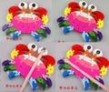 Кэндис го образования деревянные игрушки детские мозга игры малыш животных формы деревянные головоломки 26 письмо змея слон краб поезд самолет 1 шт.