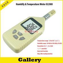 Автомобиль Термометр комнатный термометр Термальность Камера влажность  u0026 Температура метр GM1360