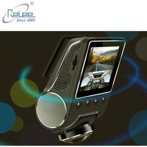 Image 3 - Relee 자동차 DVR 파노라마보기 무선 카메라 360 학위 자동차 대시 캠 1080 P 나이트 비전 비디오 녹화 WIFI 카메라