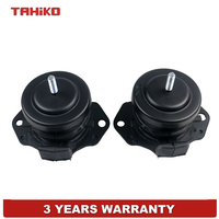 2x Front Engine Motor Mount Fit for Pajero NS NM NP NT NW 00-14 Auto Manual L R