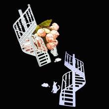 Спиральные лестницы металлические режущие штампы трафареты для