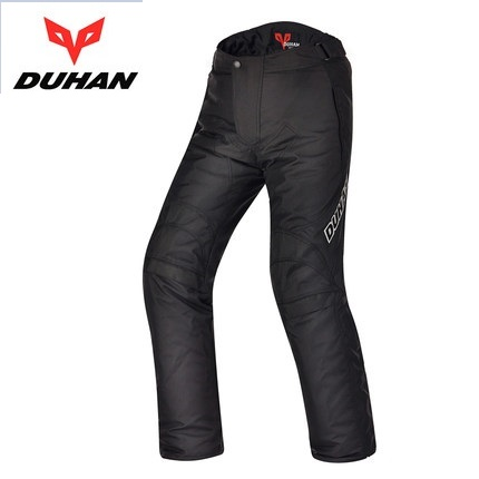 Nouveau DUHAN moto Pantalon hiver garder au chaud ports Pantalon vêtements Oxford tissu moto Enduro course Pantalon Pantalon