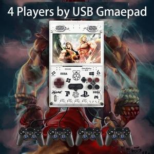 Image 2 - Gameberry Retropie Lakka Retro Pie Raspberry Pi 15000 Retro Gioco allinterno di Gioco Portatile 5 pollici di Schermo 10000mA Batteria