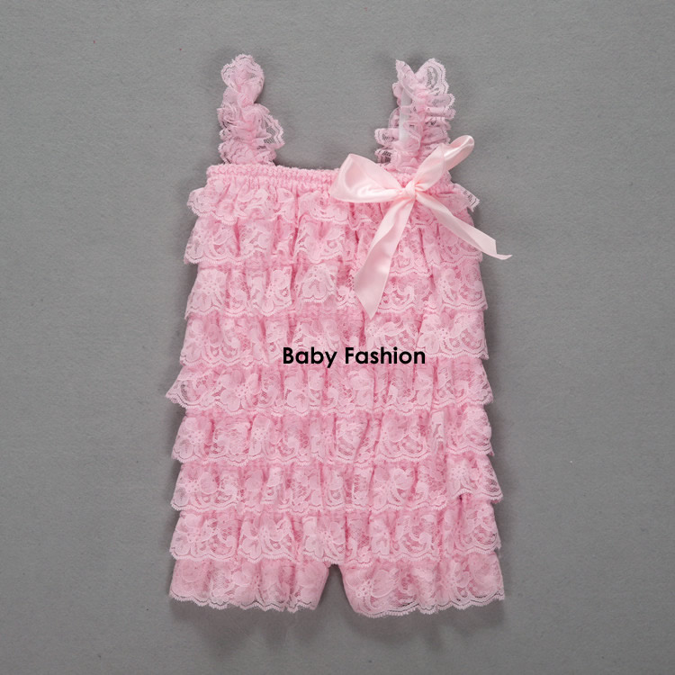 New Infant Baby Bebe Girl Clothes Newborn Ropa de Bebe Kids Toddlers Lace Bowknot Bow Romper Jumpsuit Rompers Clothing Outfit baby rompers baby winter coveralls infant boy girl fleece romper ropa nena invierno knitted stripe jumpsuit bebe newborn outwear