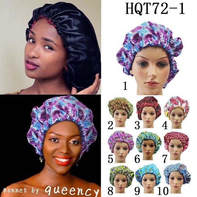 HQT72 African headtie scarf turban Width 72