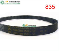 Motorcycle Belts Scooter 835 20 30 Gates Powerlink 835 20 30 Drive Belt GY6 125cc 150cc
