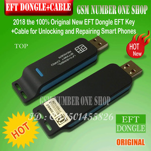Image 4 - 2020 original new EFT DONGLE AND 2 IN 1 CABLE SET / eft dongle EFT Key + 2 in 1 cable  for Unlocking and Repairing Smart Phones