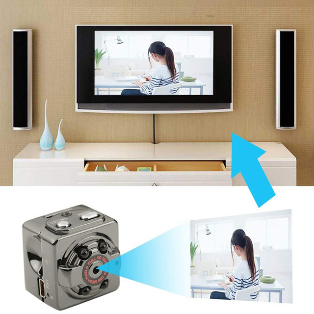 Mini Câmera HD 1080p