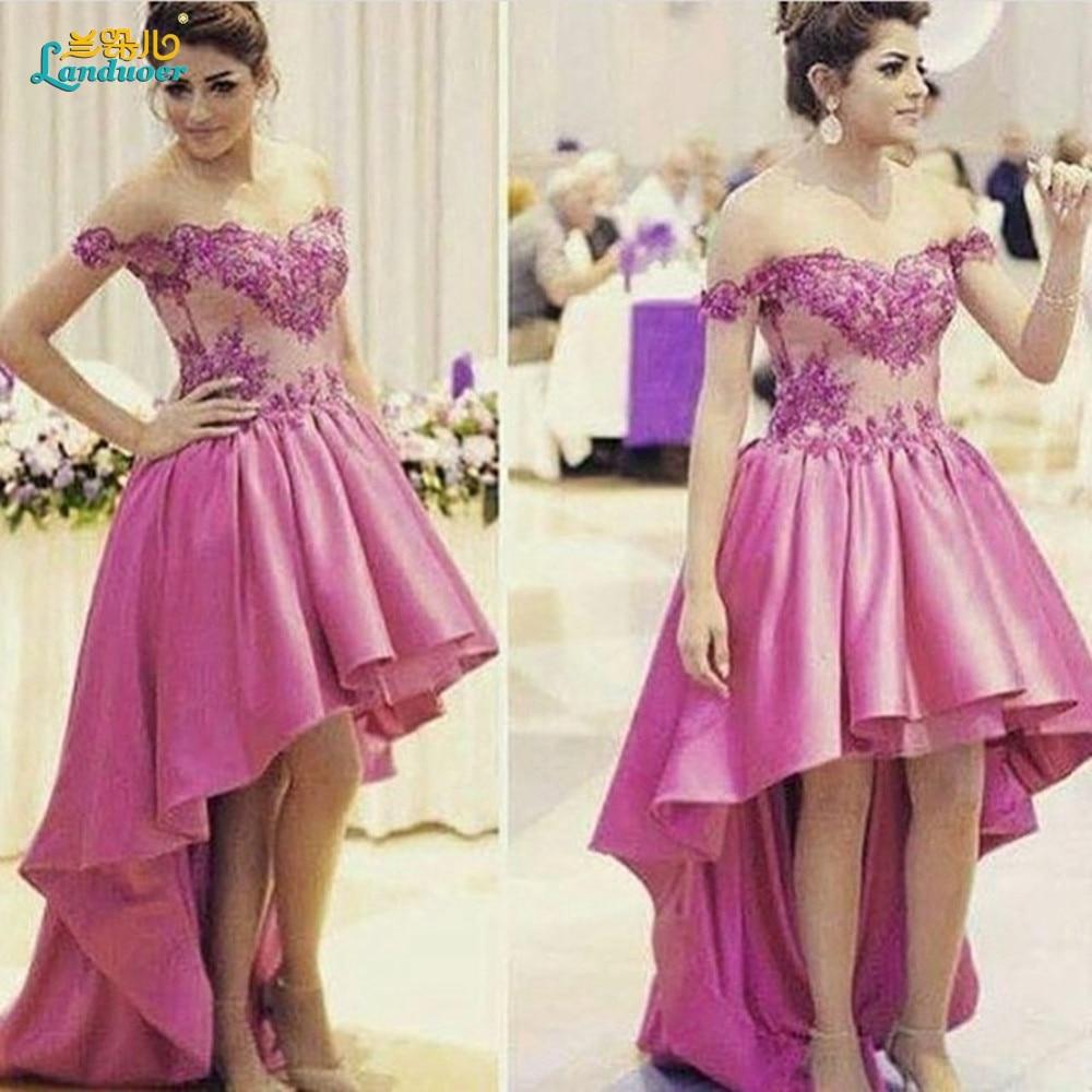 Hermosa Vestido Largo O Corto Para El Prom Inspiración - Colección ...