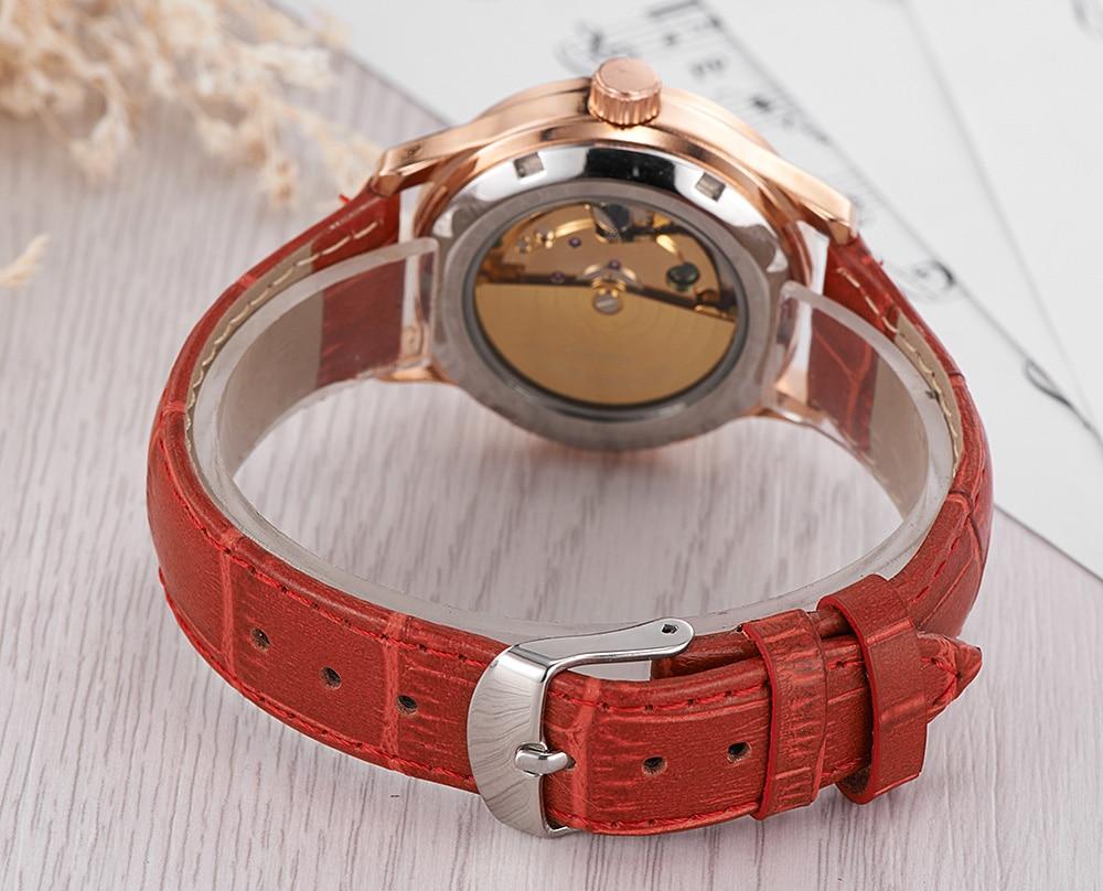 red watch women 3