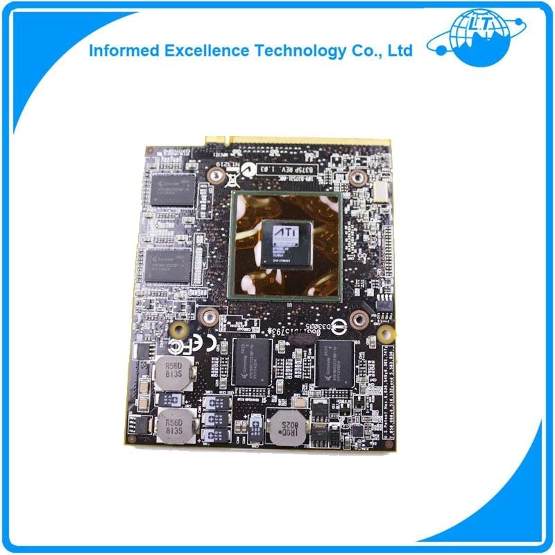 HD4870 HD 4870 216-0709001 B375P DDR3 MXMIII VGA Video Card for ASUS W90VP W90 notebook