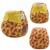 JinoBaby Fruta Modernos Pañales de Tela Aio Pañales Reutilizables-Permanecer Seco